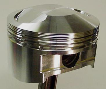 4.155 20 degree Hi-comp stroker Piston Kit