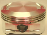 4.125 20 degree 12-1 Stroker Piston