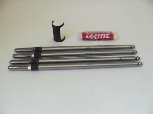 Axtell Twin Cam Easy Install Pushrods