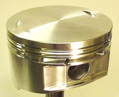 4.125 Flattop Stroker Piston Kit